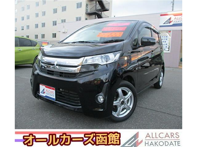 三菱 G 4WD ナビ テレビ バックカメラ スマートキー