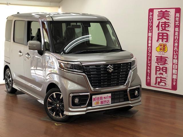 スズキ ハイブリッドXS 4WD 未使用車 月々3万1千円~OK