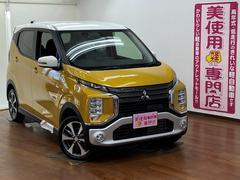 eKクロスG 4WD 純正アルミ プッシュ 月々2万8千円からOK
