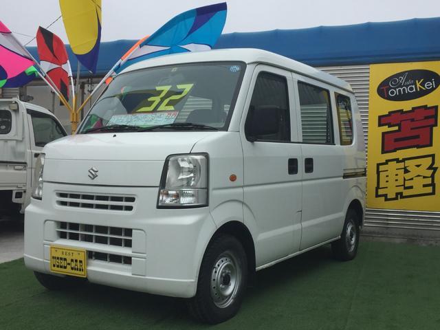 スズキ PA 4WD 5MT 車検整備付き パワステ エアコン