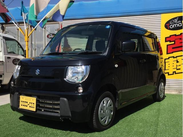 スズキ MRワゴン ECO-L 4WD バックモニター プシュスタート エコアイドル