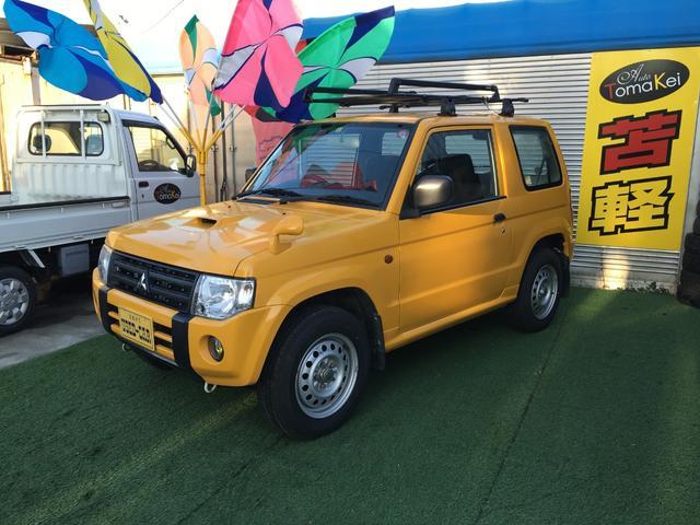 三菱 パジェロミニ ZR 4WD キーレス
