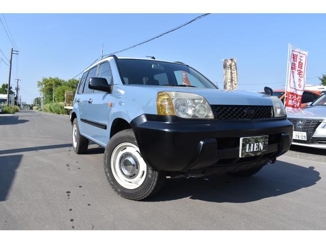 日産 エクストレイル X 4WD・本州車両・全塗装・新品ホイール