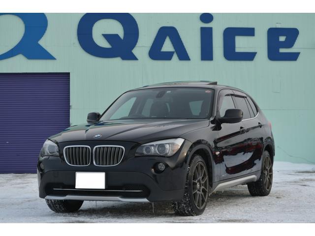 BMW xDrive 25i ハイライン 4WD 修復歴無 冬タイヤ