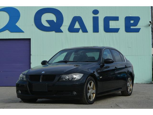 BMW 323i 修復歴無 HID パワーシート 社外AW 冬タイヤ