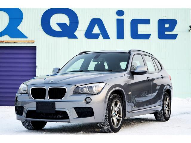 BMW xDrive 20i Mスポーツ 4WD 修復歴無し 2リッターターボ 8速AT 夏冬タイヤ付