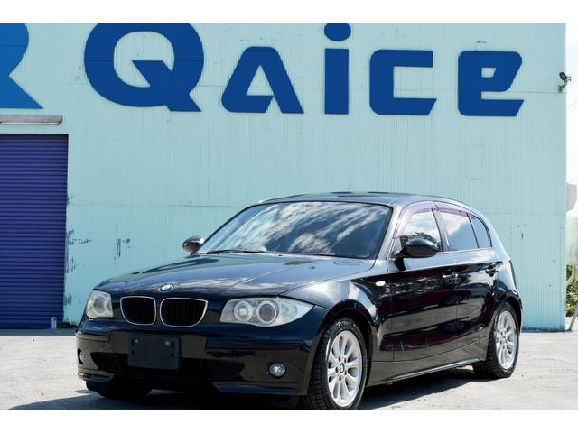 BMW 1シリーズ 116i 修復歴無し 赤革シート ETC 夏冬タイヤセット付き