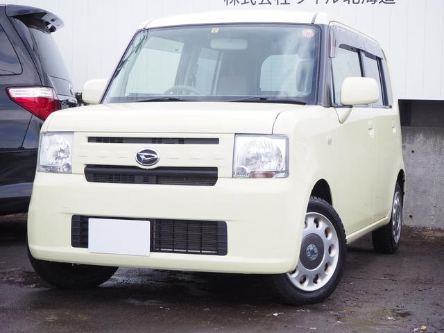 ダイハツ X 4WD 寒冷地 アイドリングS CVT 純正オーディオ