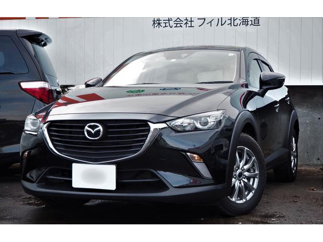 マツダ XD マツコネ・フルセグ・カメラ・LEDヘッド 4WD