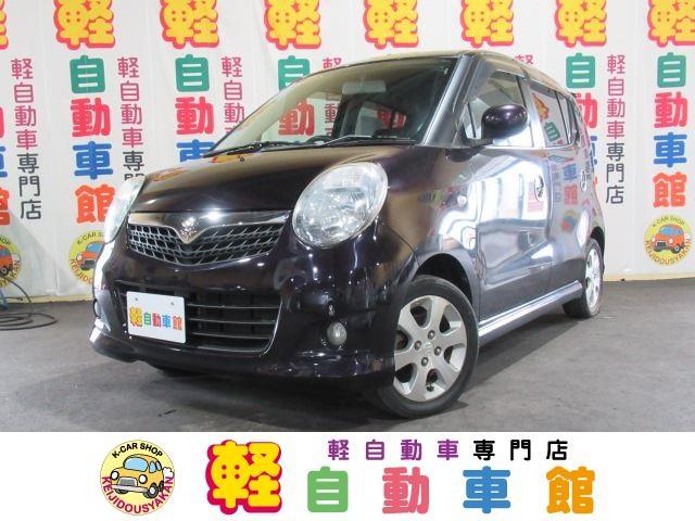 スズキ MRワゴン ウィット TS ターボ ABS スマートキー 4WD