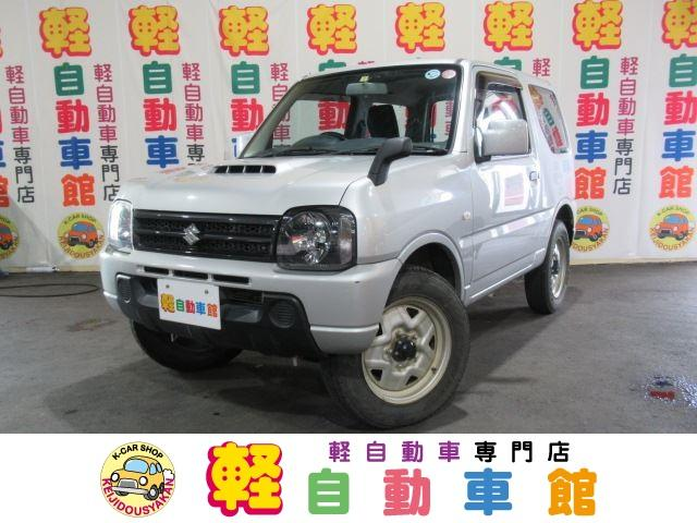 スズキ XG ターボ ABS ナビ・フルセグTV 4WD