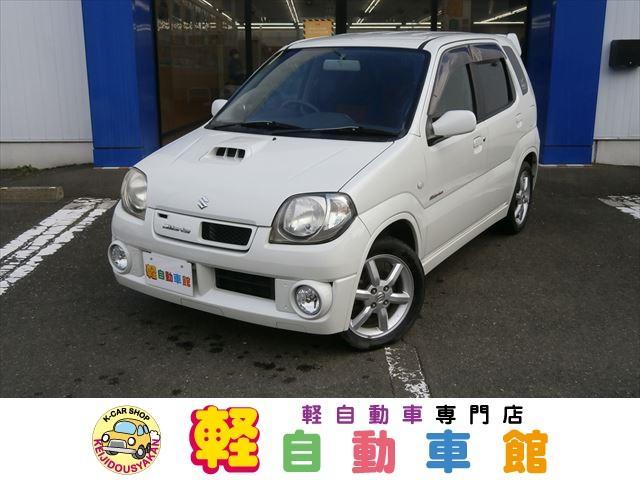 スズキ Kei ターボ ABS マニュアル車 4WD