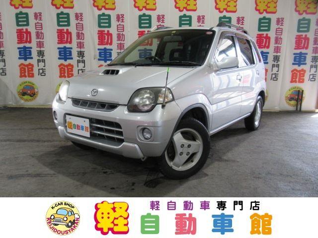 マツダ S ターボ ABS 4WD