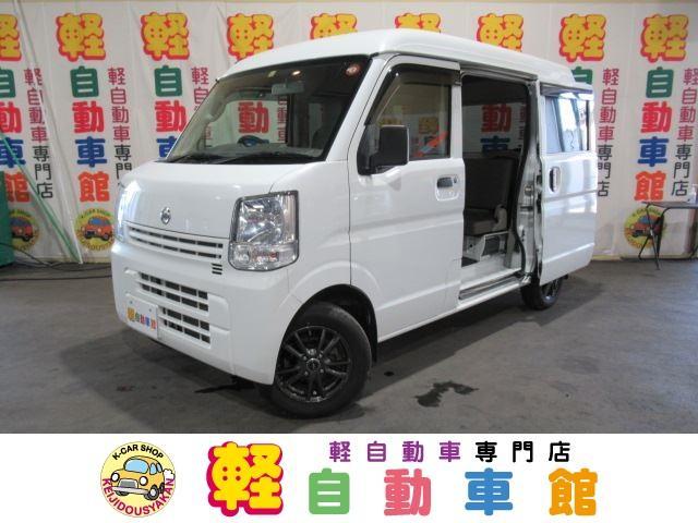 日産 DX ワンセグTVナビ マニュアル車 4WD