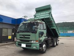 UDトラックスビックサム大型ダンプ