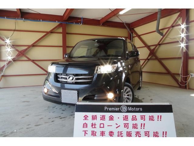 トヨタ bB Z Qバージョン 4WD 事故なし 自社分割