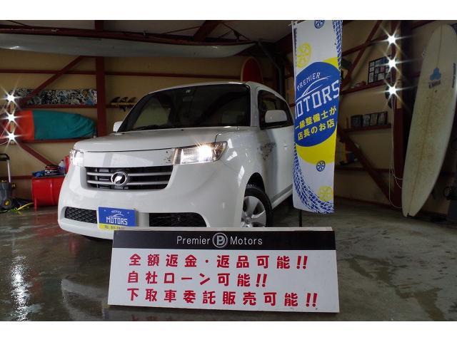 トヨタ bB S ガーネットエディション 4WD/4年保証/チェーン式/HID/