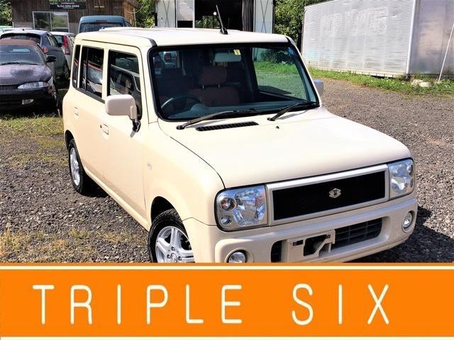 スズキ ターボ 4WD 本州車 ナビ 地デジTV ETC 社外アルミ
