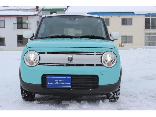 スズキ S 全方位カメラ・TV・ナビ・Bluetooth・4WD・夏冬タイヤ