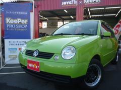 VW ルポベースグレード 社外アルミ スタッドレス積込