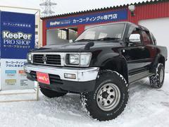 ハイラックスピックアップダブルキャブ SSR−X ワイド ディーゼルターボ 4WD