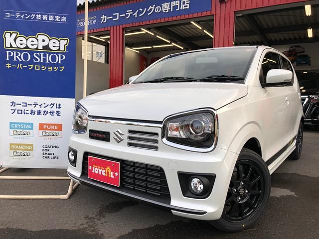 スズキ ベースグレード 4WD 5MT 届出済未使用車 レカロシート