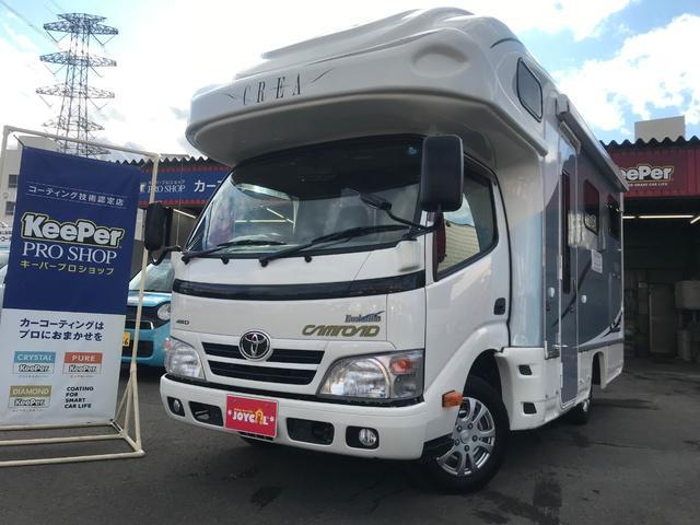 トヨタ ナッツRV クレア エボリューション 5.3Z 4WD