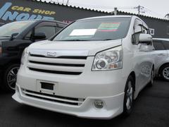 ノア2000 X Lセレクション 4WD ナビ TV AW