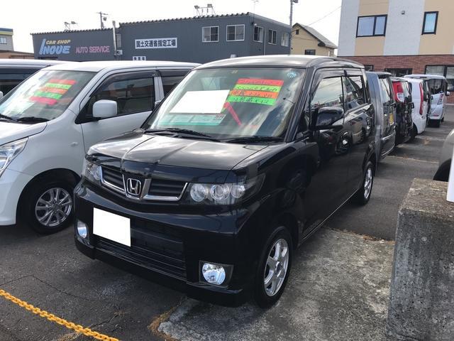 ホンダ 660 Gターボ 4WD ナビ 軽自動車 ETC 4AT