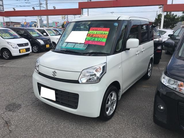 スズキ 660 X FOUR 4WD ナビ TV 軽自動車 ETC