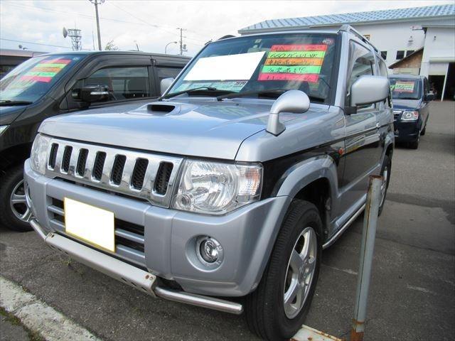 三菱 ナビエディションVR 4WD ナビ ETC A/T