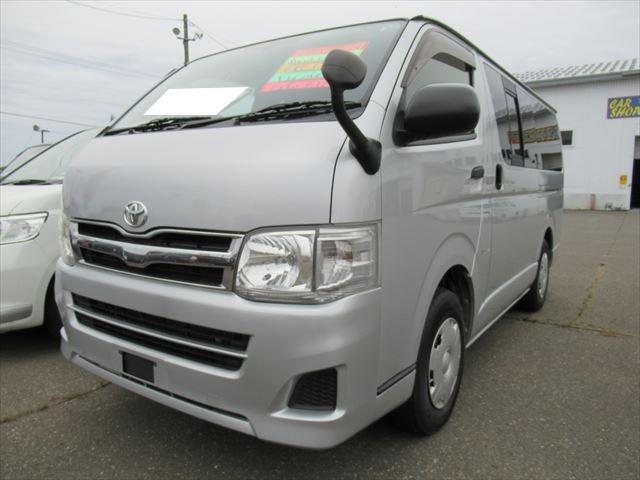 トヨタ ロングスーパーGL 4WD ETC A/T ナビ/TV