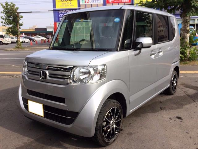 ホンダ G・Lパッケージ 4WD ナビ・バックカメラ付