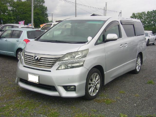 トヨタ 3.5Z Gエディション 4WD