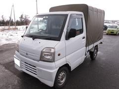 ミニキャブトラックVタイプ エアコン付 4WD 幌付き