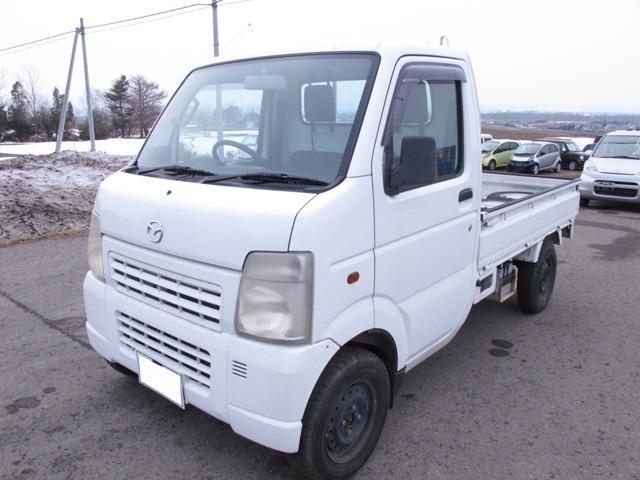 マツダ KC 3方開 4WD