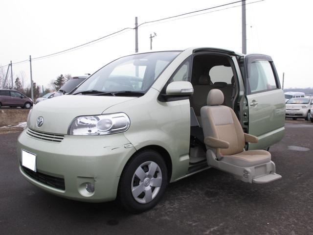 トヨタ 150i Gパッケージ ウェルキャブ助手席リフトアップ4WD