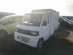 ミニキャブトラックトイレカー 4WD エアコン マニュアル5速 軽トラック