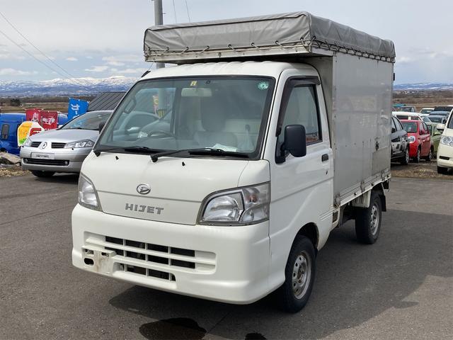 ダイハツ エアコン・パワステ スペシャル 4WD 箱車 5速マニュアル