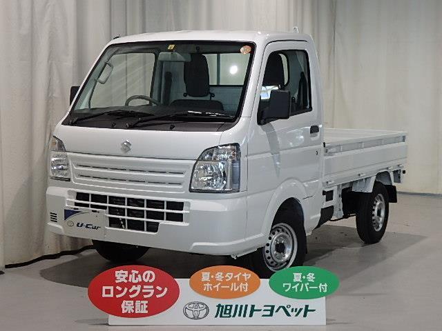 スズキ KCエアコン・パワステ 4WD TV