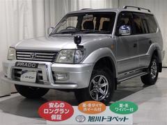 ランドクルーザープラドTXリミテッド 4WD