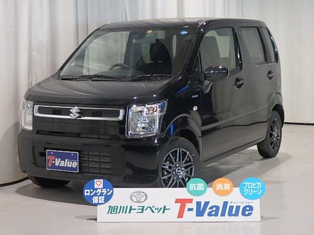 スズキ ハイブリッドFX 4WD TVHV