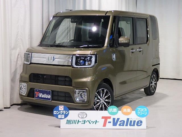 ダイハツ GターボSAIII 4WD TV