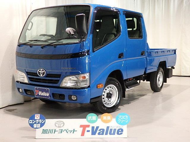 トヨタ Wキャブロング 4WD TV