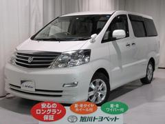 アルファードGAX Lエディション 4WD