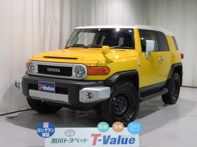 トヨタ カラーパッケージ 4WDTV