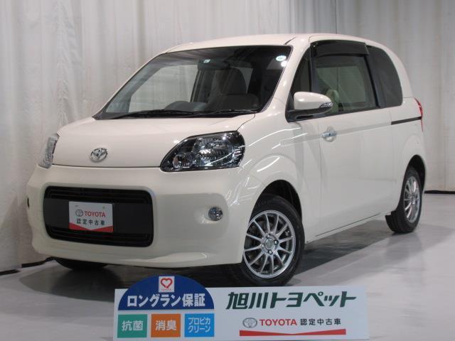 トヨタ ポルテ 1.5F 4WD