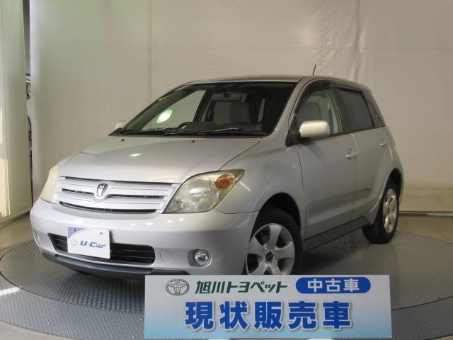 トヨタ イスト F Lエディション 4WD