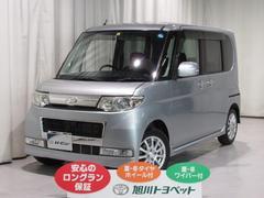 タントカスタムX 4WD