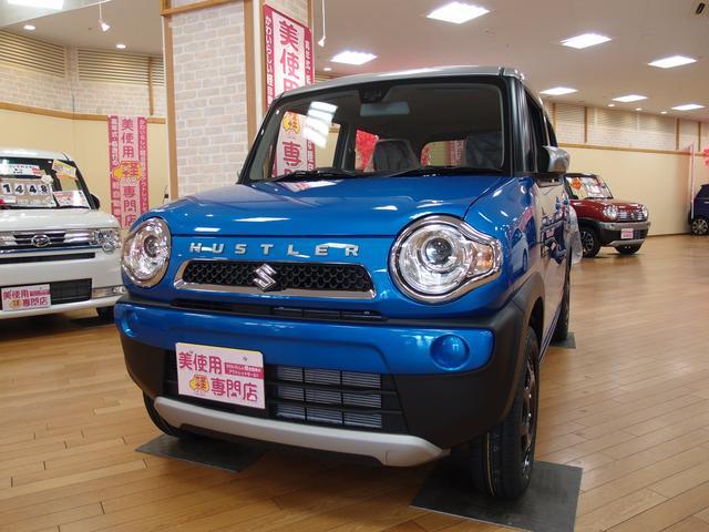 スズキ FリミテッドII 4WD 未使用車 屋内展示 特別仕様車